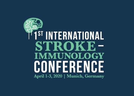 Stroke-Immunology Conference, April 1-3 2020
